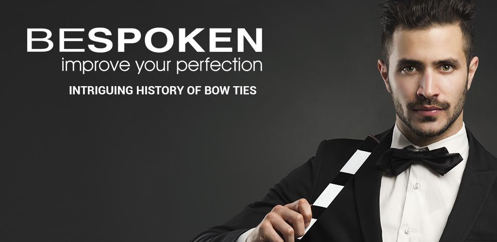 bespoken bow tie