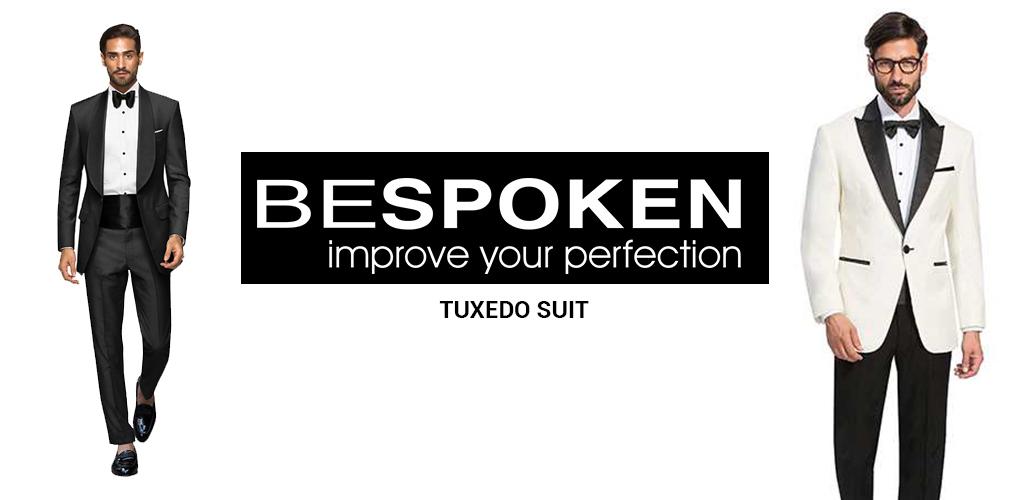 tuxedo suit in dubai