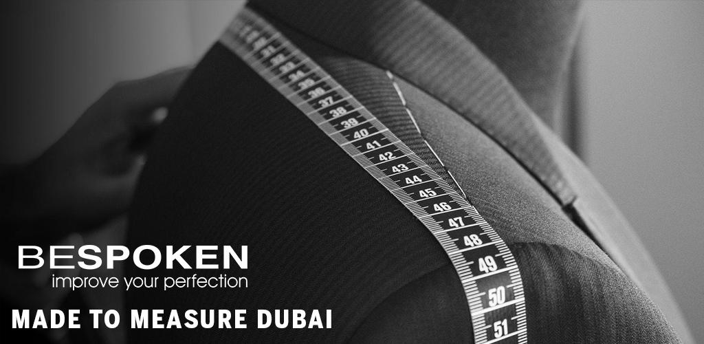 made to measure suit dubai