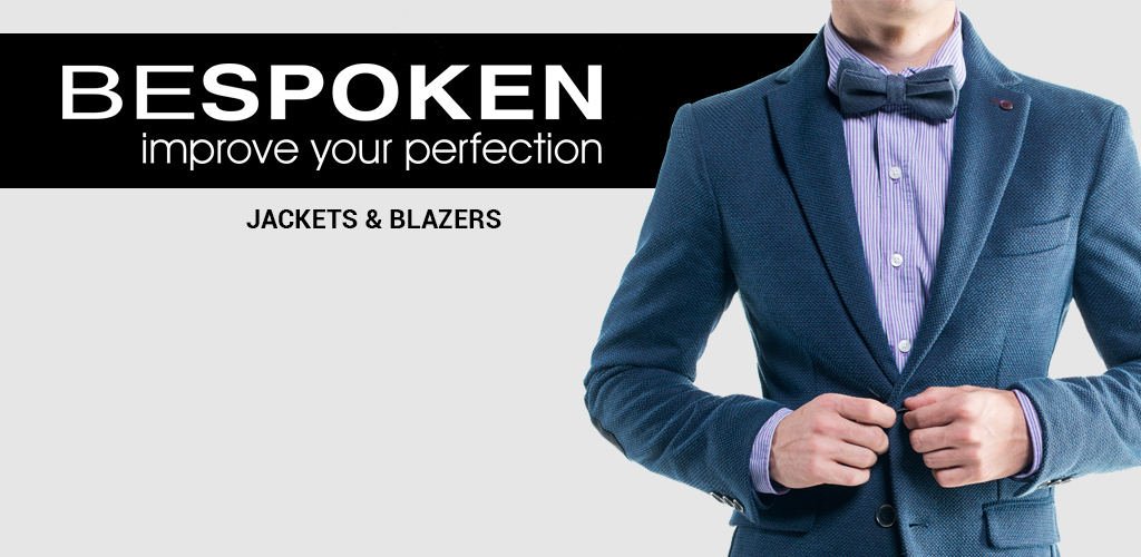 tailored jackets and blazer