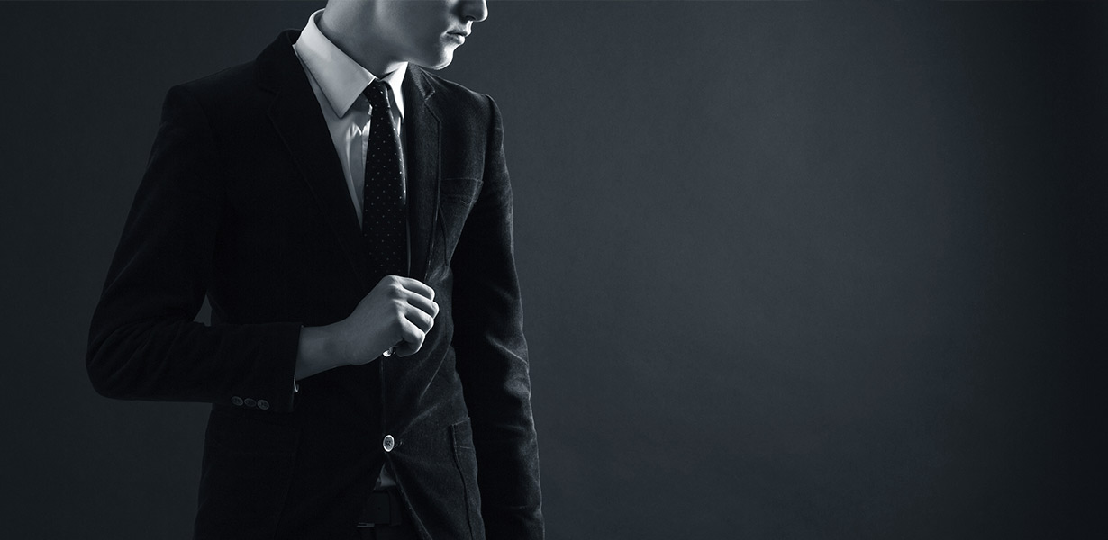 Bespoke suits for men