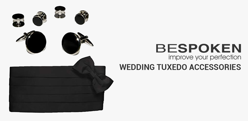 Wedding tuxedo Accessories