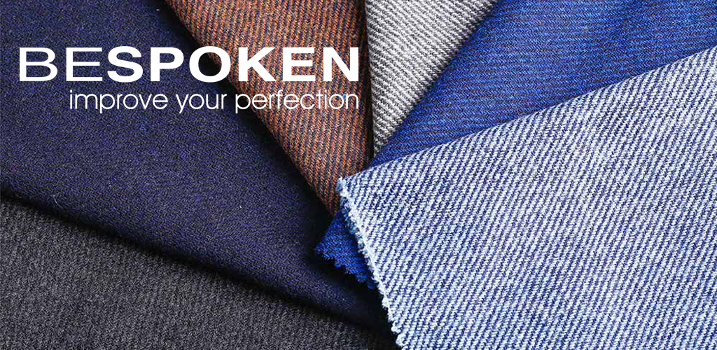 Fabrics for bespoke overcoat