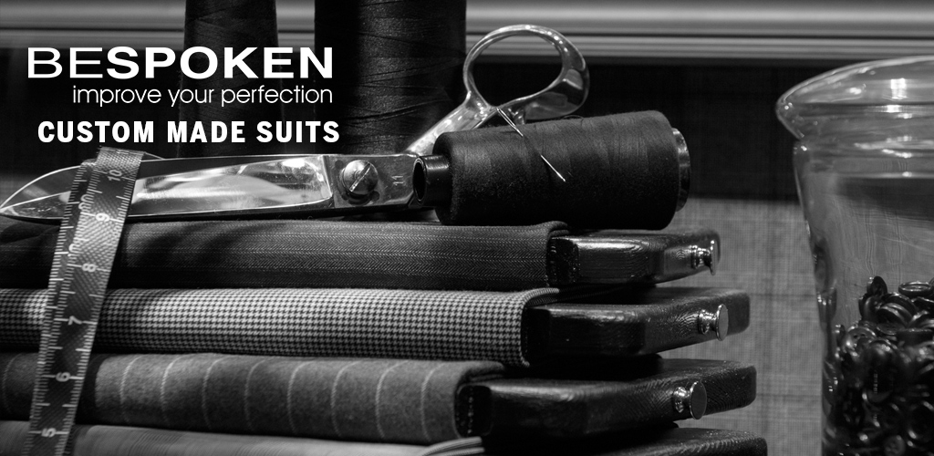 Custom Made Suits Dubai